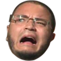 Twitch Emote WutFace